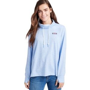 Vineyard vines funnel neck shep shirt